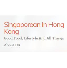 Singaporean In Hong Kong